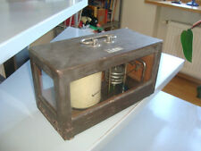 Russian marine barograph made in 1944  / USSR