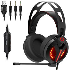 Game Lab Spartan Gaming Headset Headphone for PC, Xbox One, PS4, Nintendo Switch