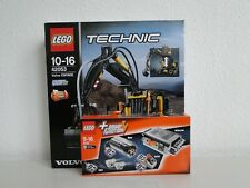 Lego Technic 42053 Volvo EW160E + 8293 Power Functions - NEU + Ungeöffnet - NEW