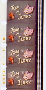 SLEEPY TIME THOMAS  TOM & JERRY 16mm Color MGM CARTOON