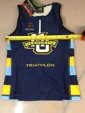 Pactimo Wmens Delfino Tri Triathlon Top Small S (6910-42)