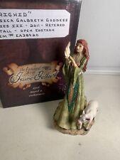 Brighid Jessica Galbreth Goddess Series III 2011 Retired Enchanted Art
