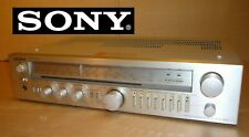 SONY STEREO TUNER AMP AMPLIFIER DECK STR-343L RADIO RETRO