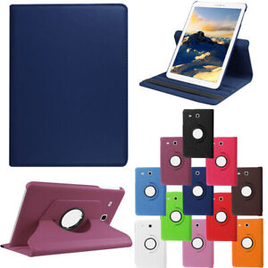 "For iPad Mini 1 2 3 7.9"" Smart Leather Case 360° Rotating Stand Folio Flip Cover"