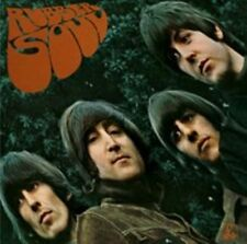 Beatles Rubber Soul LP 14 Track Stereo Reissue Remastered on 180 Gram Vinyl EUR