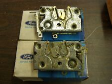 NOS OEM Ford 1981 1982 1983 Lincoln Crown Victoria Cougar Door Latches Mark VI +