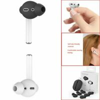 Silicone Earbuds Cover+Ear Tips for AirPods/Huawei FreeBuds2/Honor FlyPods