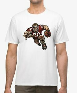 TAMPA BAY BUCCANEERS T-SHIRT NFL inspired GRIDIRON  FREE SHIPPING AUSSIE SELLER