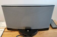 BOSE SOUNDDOCK SERIES III SYSTEM W/ IPHONE LIGHTNING DOCK & REMOTE FREE SHIPPING