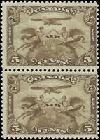 VEGAS - 1928 Canada - Sc# C1 Airmail - MNH, Undisturbed OG - Cat= $50 - (FC32)