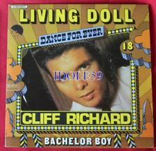 Vinyles cliff richard pop 45 tours