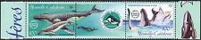 New Caledonia 2001 Humpback Whales/Marine/Sealife/Nature/Wildlife 2v stp (b6644)