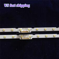 """LED Backlight Strips 40 LED for Samsung 55""""TV UN55NU7300F AOT_55_NU7300"""