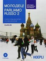 Parliamo russo. Corso comunicativo di lingua russa Livell... - Langran John, ...