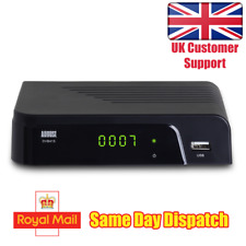 Registratore Freeview HD Box-AGOSTO DVB415-Orologio e registrare Freeview 1080p TV