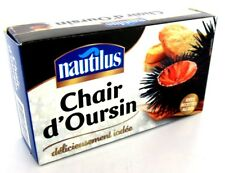 Nautilus, Chair d'Ousin, Seeigelfleisch, Seeigel, Füllmenge 125g / ATG 75g