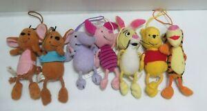 7 Winnie The Pooh Heffalump Movie McDonald's Happy Meal Toys 2005