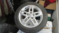 5 Lug Kia Wheel 6.5 J By 16 -51 & Tire 205/55 R16 89h Hancook Made 2010