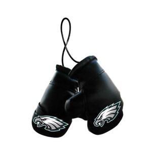 Philadelphia Eagles NFL Mini Boxing Gloves Rearview Mirror Auto Car Truck