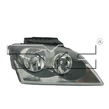 Eagle Eyes GM329-B101L <Left> Pass. Side Replacement Headlight For Cadillac CTS