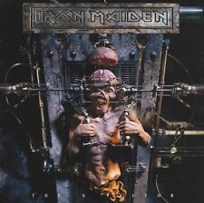 IRON MAIDEN - THE X FACTOR CD *NEW*