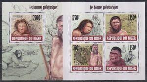 K447. Niger - MNH - Culture - Human History - 2013