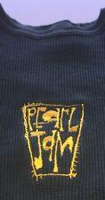 PEARL JAM Vintage Stickboy Thermal Underwear Long sleeve T Shirt EDDIE Vedder
