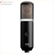 AKG P820 Tube Large Diaphragm Microphone (BK)  U.S. Authorized Dealer