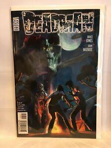 Deadman (Vol 4 2006-2007) #5 VF+ 1st Print DC Vertigo Comics