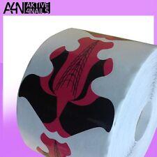 Nail-Art-Schablonen aus Papier/Pape
