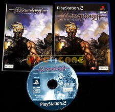WIZARDRY TALE OF THE FORSAKEN LAND Ps2 Versione Italiana ••••• COMPLETO
