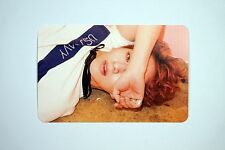 SHINee The 4th Album Odd View Onew Type A Official Photo Sticker Card K-Pop SM
