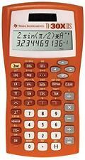 Texas Instruments TI-30X IIS 2-Line Scientific Calculator, Orange, New, Free Shi