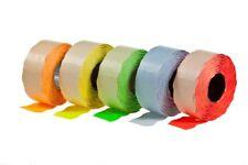 Price Gun Labels CT4 26mm x 12mm Price Labels Permanent - Various Colours