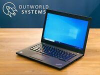 Lenovo ThinkPad T460 - i7-6600U, 8GB, 256GB SSD, FHD IPS Touchscreen, Warranty🔶