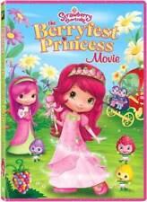 Strawberry Shortcake: The Berryfest Princess Movie DVD