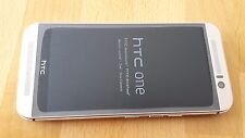 HTC One m9 32gb ORO on silver senza branding + simlockfrei ** COME NUOVO **