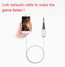 Ethernet Adapter to RJ45 Home Router Wired Network Cable for iPhone 6 7 8 X iPad