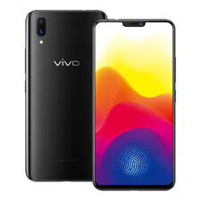 NEW Vivo X21 6.28-Inch 6GB / 128GB LTE Dual SIM UNLOCKED BLACK