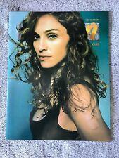MADONNA Fan Club - Icon Magazine No.27 - Excellent Clean Condition