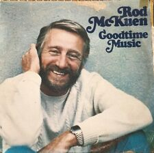 "Rod McKuen - Goodtime Music 12"" LP Vinyl Record in VG Condition"