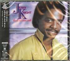 JERRY KNIGHT-LOVE'S ON OUR SIDE-JAPAN SHM-CD D73