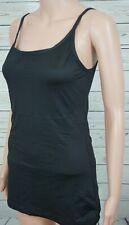 Flexees Shaper Tank Top Size 2XL Black 'Fat Free Dressing' Tank #3266