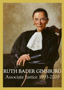 RUTH BADER GINSBURG TRADING CARD