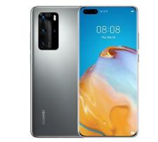 HUAWEI P40 PRO 5G 256GB SILVER FROST - No Servizi Google TELEFONO DIMOSTRATIVO