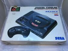 Mega Drive Console System Boxed Tested SEGA Japan Import NA Seller