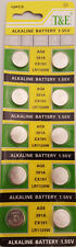10x AG 8 relojes batería 391 381 para reloj pulsera pila de botón Sr 1120 v391 LR 1121
