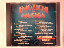 CD Un'anima pura LUCIO BATTISTI PATTY PRAVO RENATO ZERO SCIALPI FRANCO SIMONE
