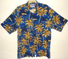 Reyn Spooner UCLA Bruins UC  LA Los Angeles CAL NCAA Men's Hawaiian Aloha Shirt