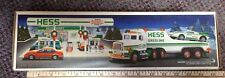 1991 Hess Toy Truck And Race Car